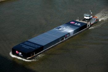 LG bateau