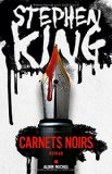 Couverture de Stephen King - Carnet noir