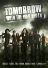 Tomorrow when war began, affiche