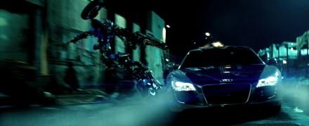 Transformers-2 en voiture